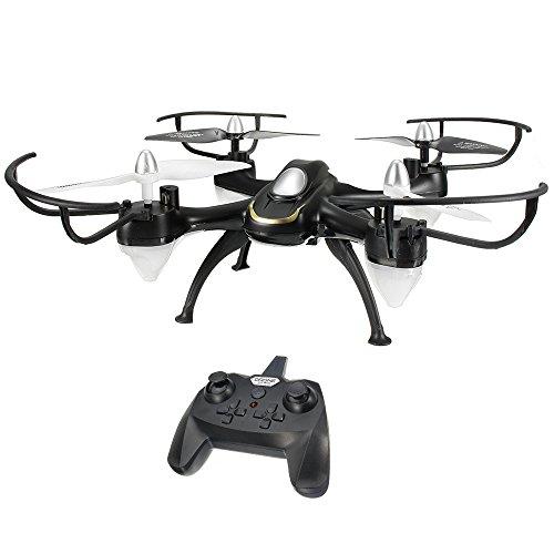 EACHINE Drone con Cámara, E33C 2.0MP HD Cámara 2.4G Canales 6 Ejes de Giroscopio Modo sin Cabeza…