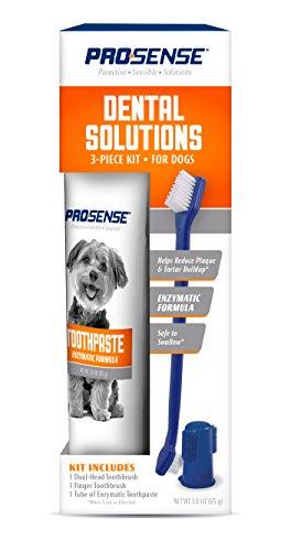 ProSense Dental Solutions for Dogs Enzymatic Formula 3Piece Kit