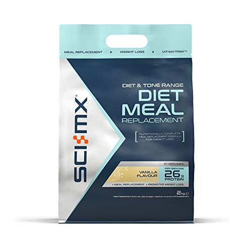 Sci-Mx Nutrition Diet Meal Replacement Protein Powder Meal Shake, 2kg