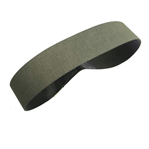 feel Cinturones de Lijado de Tela Abrasivo de Diamante galvanoplato Lijas de Banda / P200 / 230, Utilizado para moler y pulir Cerámica de carburo cementada Cinturones Abrasivos/Lijado Correas