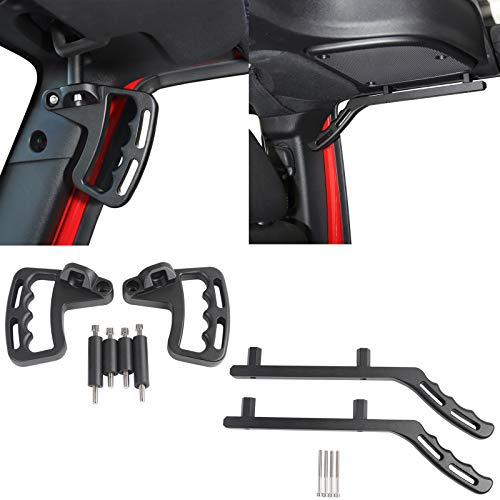 Voodonala Front & Rear Roll Bar Grab Handles