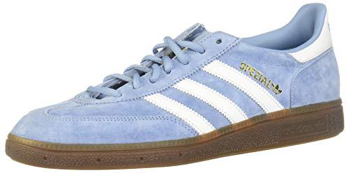 adidas Herren Handball Spezial Fitnessschuhe, Blau (Azucen/Ftwbla/Gum5 0), 41 1/3 EU