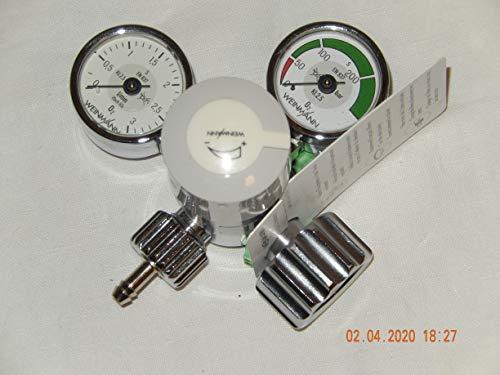 WEINMANN OXYWAY Fine WM 30751 Druckminderer / Flowregler mit Ettiket, NEU ohne OVP, offiziell unbenutzt, war Ersatztmodul