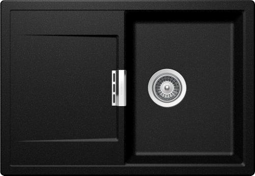 Schock Küchenspüle Mono D-100S, Auflage in Magma