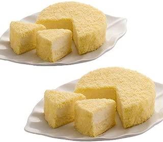 LeTAO(ルタオ) チーズケーキ 食べ比べセット ドゥーブルフロマージュ 2個セット 4号サイズ(直径12cm) × 2個