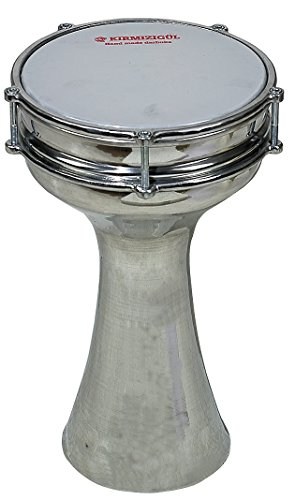 BSX 826222 Darbuka Türkisch Höhe ( 35,5 cm, Durchmesser 7,75 )