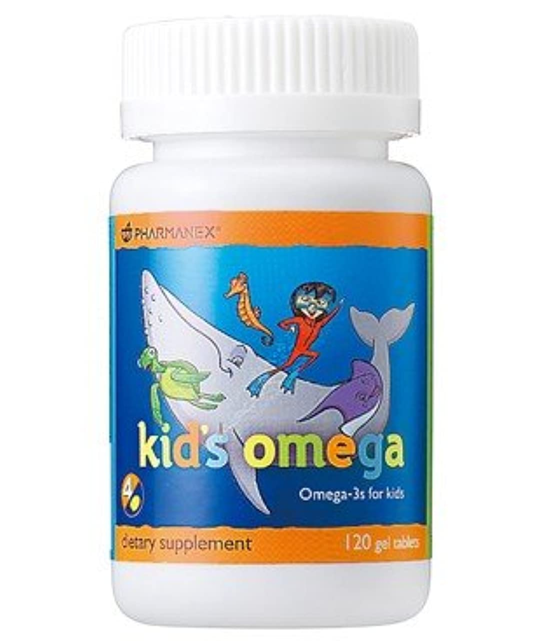 後者一目言語学子供用オメガ3系脂肪酸 キッズオメガ NUSKIN ニュースキン