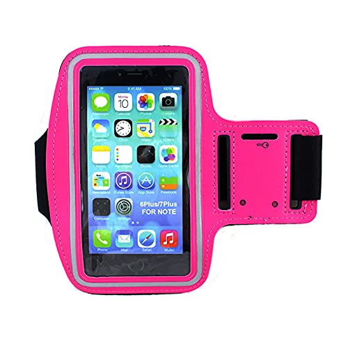 QIANJINGCQ Nuevo bolso de brazo para teléfono móvil para correr al aire libre, brazalete deportivo, bolso de muñeca, bolso para brazo