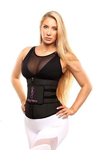 Body Maxx XL Waist Trainer - Plus Size Waist Trainer for Women - Waist Trainer a