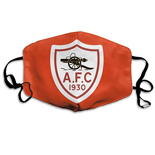 Mouth Cover Face Cover Arsenal Fc 1930 Old Logo Mouth Scarf Face Scarf Face Cover Washable Reusable Fishing Outdoor Hiking For Adult Kids Face Protection Mouth Protection
