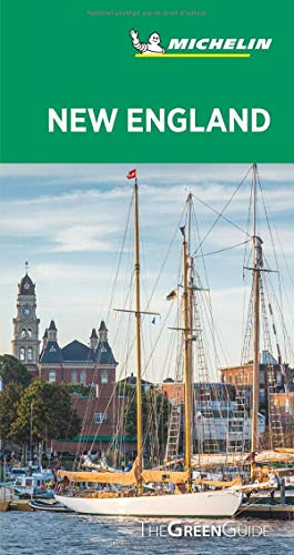 Michelin Green Guide New England: (Travel Guide)