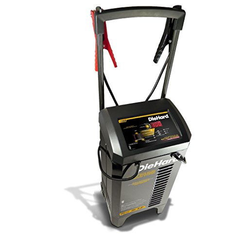 Review Of DieHard 71341 6/12V Gold Smart Wheel Battery Charger and 50/250A Maintainer