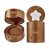 KAJA Beachy Stamp (Shady - bronze with golden shimmer)