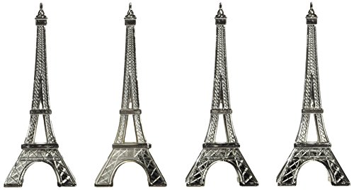 Kate Aspen 11063NA Eiffel Tower Place Card Holders