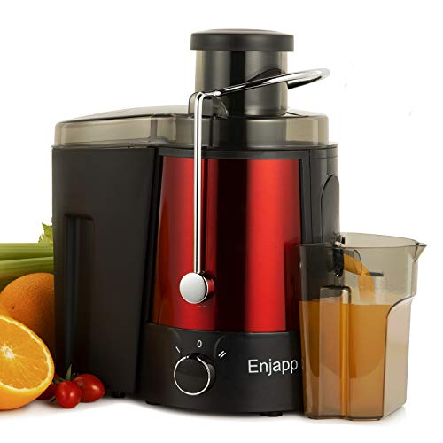 """Juice Extractor, Extractor de Jugos y Vegetales, Centrifugal Juicer Machines Ultra Fast Extract Various Fruit and Vegetable Juicer with 3"""" Large Feed Chute BPA Free Easy Clean for Orange Celery Carrot"""