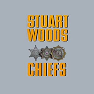 Chiefs audiobook cover art