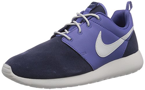 Nike Roshe Run Premium, Herren Laufschuhe, Blau (Blue Legend/Light Bone-Obsdn 401), 44 EU