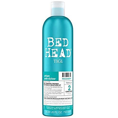 Tigi Bed Head Urban Anti+dotes Recovery Conditioner Damage Level 2, 25.36-Ounce , blue
