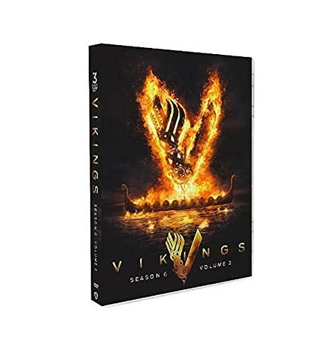 Vikings. Season 6, Vol. 2 (DVD)