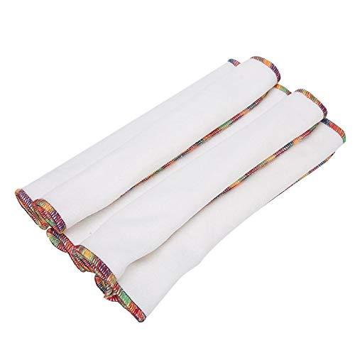 Mothinessto Toalla de Cara de Fibra de bambú para bebé Toalla de Cara de Fibra de bambú para el hogar para el hogar
