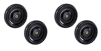 """Gorilla Carts GCT-13NF Replacement Tire 13""""  2 X Pack of 2"""