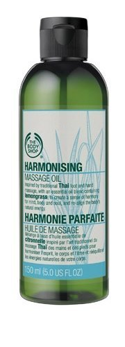 The Body Shop Harmonising Massage Oil 150ml by The Body Shop (English Manual)