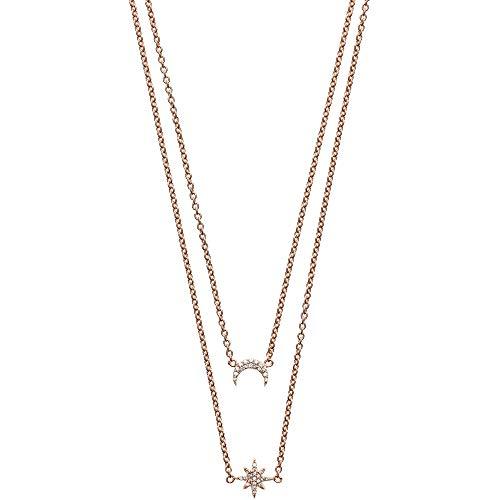 Emporio Armani damesketting met hanger en hanger 925 sterling zilver EG3393221