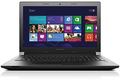 Lenovo B50-45 39,6 cm (15,6 Zoll) Notebook (AMD A6-6310, 2GHz, 8GB RAM, 128 GB SSD HDD, DVD, Win 8.1) schwarz (AP: 8 GB | FP: 128 GB SSD, Windows 8.1)