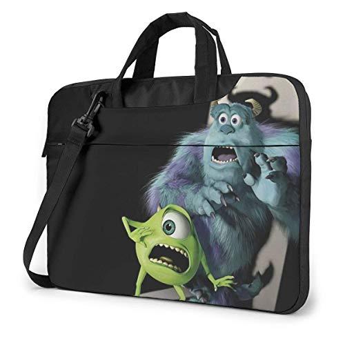 Monsters University Laptop Bags Briefcase Women Men Shoulder Bag Office Bussiness Travel Tablet Sleeve Case-14 inch