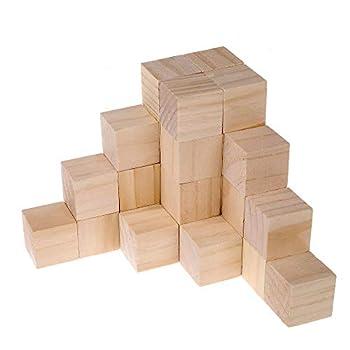 Best 1 5 inch wooden blocks Reviews