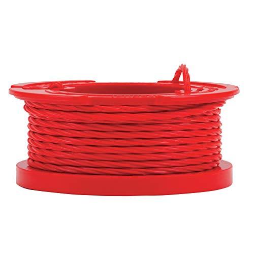 CRAFTSMAN String Trimmer Line, 0.08-Inch, Twist Line, 20 Foot (CMZST080)