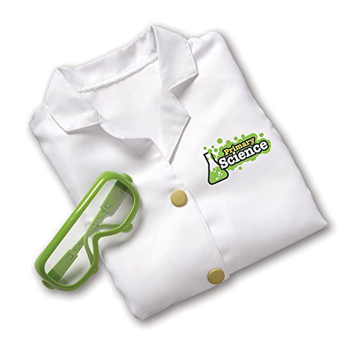 Learning Resources- Uniforme de Laboratorio de Primary Science, Color (LER2761)