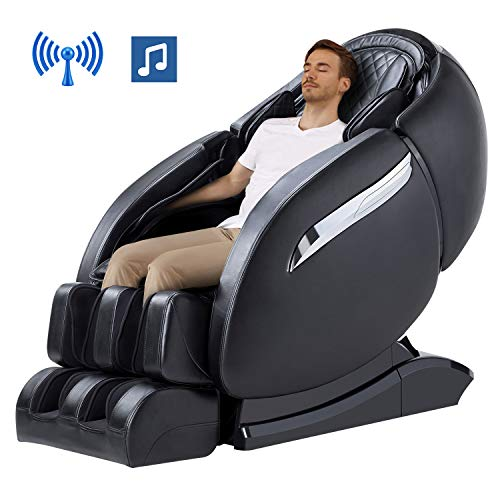 SL-Track Massage Chair, Zero Gravity 3D Robert Hand Massage Chairs, Full Body...
