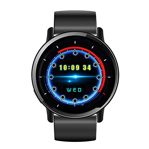 Lazzzgua Android 7.1 4G Smart Relojes con 2.03'Pantalla táctil Completa 1GB + 16GB 8MP Cámara Translador WiFi Multi Sport Mode SmartWatch Teléfono para Hombres Mujeres