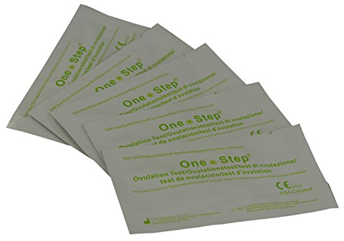 Great Features Of 15 x Ovulation Test Strips - One Step Ultra Sensitive 20mIU Fertility Tests