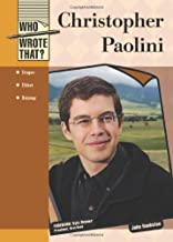 Christopher Paolini (Who Wrote That?)