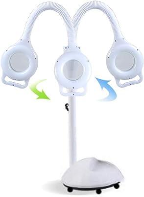 MEIMEIDA 16X Luz Amplificadora Lámpara de Belleza, Girar ...