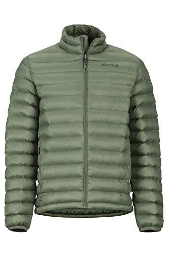 Marmot Solus Featherless Jacket randonnée isolée légère, Veste d'extérieur, Anorak déperlant, Coupe-Vent Homme, Crocodile, FR : 2XL (Taille Fabricant : XXL)