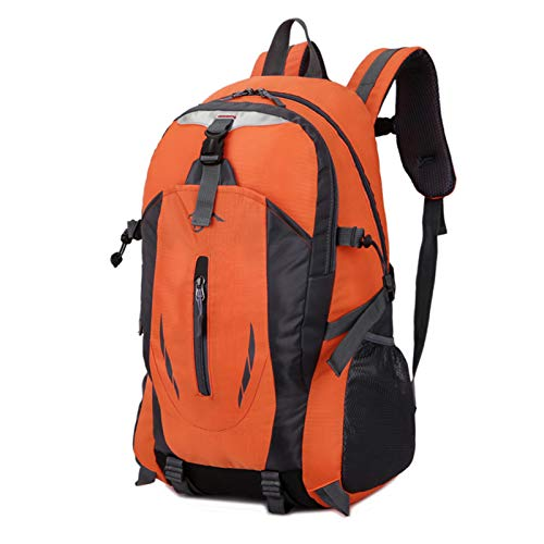 GAOJIN Outdoor Tactical Army Backpack Military Waterproof Camouflage Suitcase Hunting Mountain Sports Luggage Hiking Camping Bag -40L,Orange