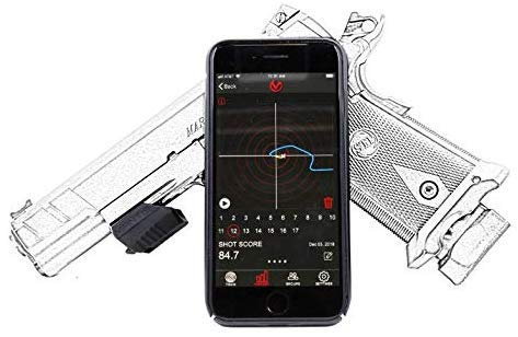 Mantis X10 Elite Shooting Performance System - Real-time Tracking, Analysis, Diagnostics, and Coaching System for Firearm Training - MantisX