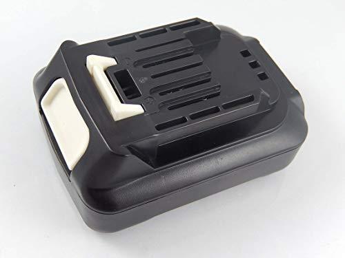 vhbw Battery compatible with Makita JV102DWAE, JV102DWYE, JV102DY1J, JV102DZ, JV102DZJ, JV103 Electric Power Tools (2000mAh Li-Ion 12V)