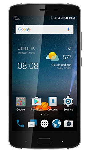 ZTE Blade V8 Pro (32GB) 5.5' FHD Display, Dual 13MP Camera's, Dual SIM 4G LTE GSM Factory Unlocked...