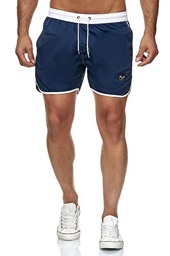 Kayhan Men Swimwear Sport, Navy L