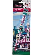 Disney Minnie Girls Digital Dial Wristwatch - WD119652