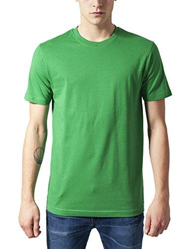 Urban Classics Basic Tee, T-Shirt Homme, Vert (c.green 76), X-Small