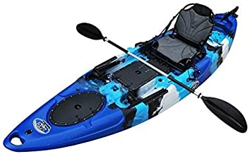 vibe kayak hero seat