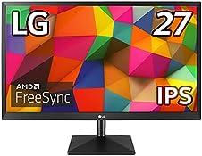 【Amazon.co.jp 限定】LG モニター ディスプレイ 27EA430V-B 27インチ/フルHD/IPS 非光沢/HDMI,DVI,D-Sub/FreeSync対応/フリッカーセーフ、ブルーライト低減機能; セール価格: ¥17,982