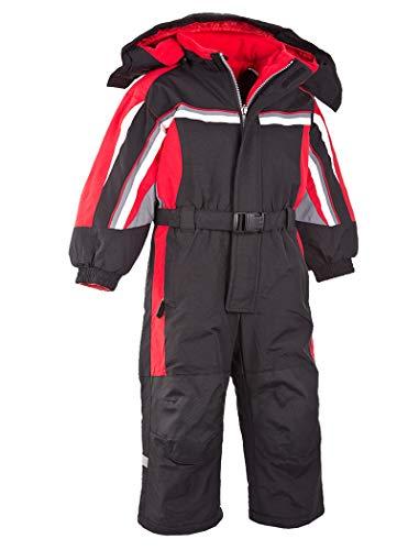 Kinder Skianzug LC1316 Schwarz 80