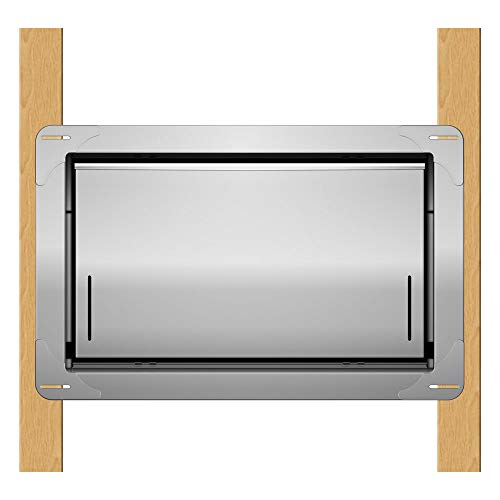 Smart Vent Insulated Foundation Flood Vent - Wood Wall Model, FEMA Compliant and ICC-ES Certified Model 1540-570