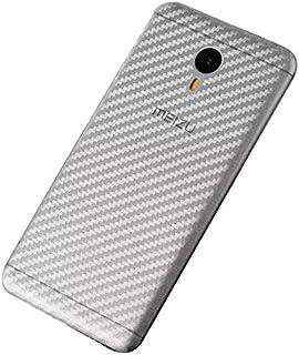 لاصقة كربون فيبر شفاف لظهر هاتف ميزو ام 3 نوت شفاف
